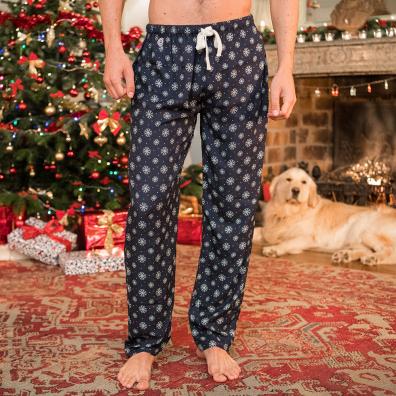 Le Charlie étoiles des neiges - Bas pyjama de Noël