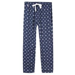 Le charlie Schneeflocke - Gemusterte Schlafanzughose