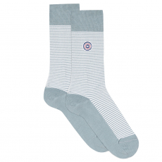 Les lucas striped - Striped socks