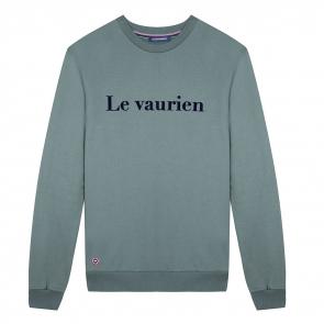 Khakifarbenes Sweatshirt
