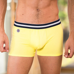Le marius GRANITA - Yellow boxer brief