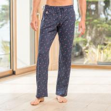 Le charles Fischer - Schlafanzughose mit Muster