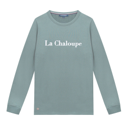 NOUVELLE COLLECTION - La Cassandre Kaki - Sweat Kaki La Chaloupe