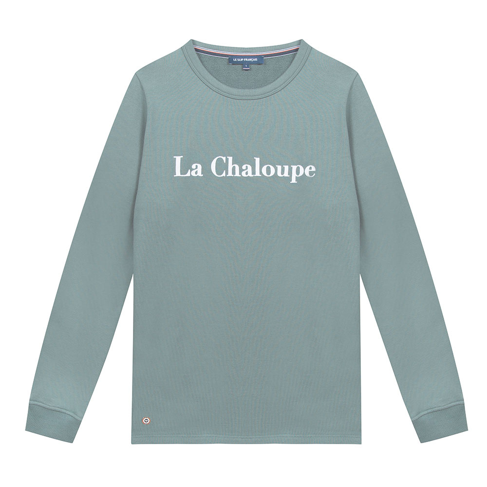 La Cassandre Kaki - Sweat Kaki La Chaloupe