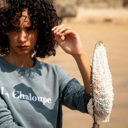 Vêtements Femme - La Cassandre Kaki - Sweat Kaki La Chaloupe