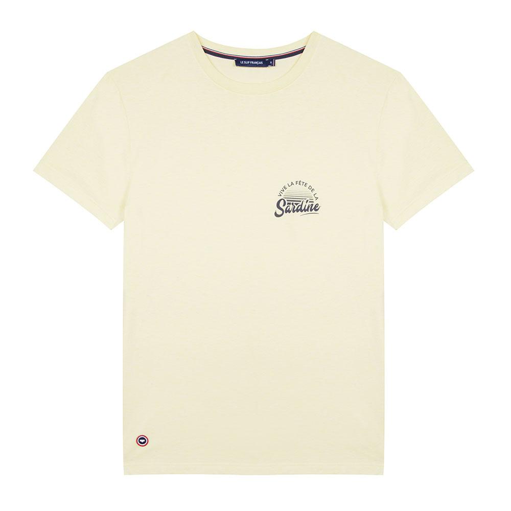 Le jean-f GRANITE/FETE - Tshirt GRANITE/FETE
