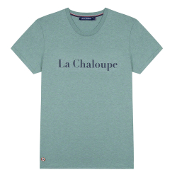 NOUVELLE COLLECTION - La Jeanne F Kaki La Chaloupe - Tshirt