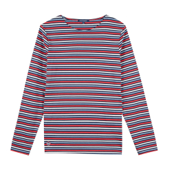 T-SHIRTS - Le malo Stripes - Striped longsleeve