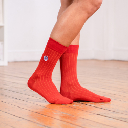 Les Nessy Rouget - Chaussettes