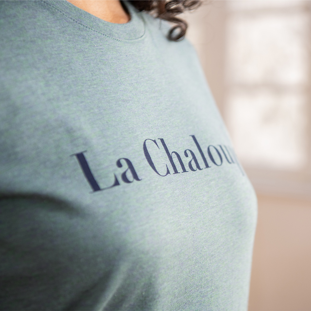 La Jeanne F Kaki La Chaloupe - Tshirt
