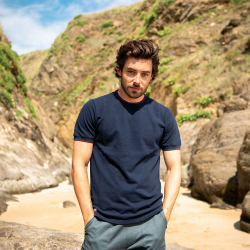POUR LUI - Georges Marine - T-shirt