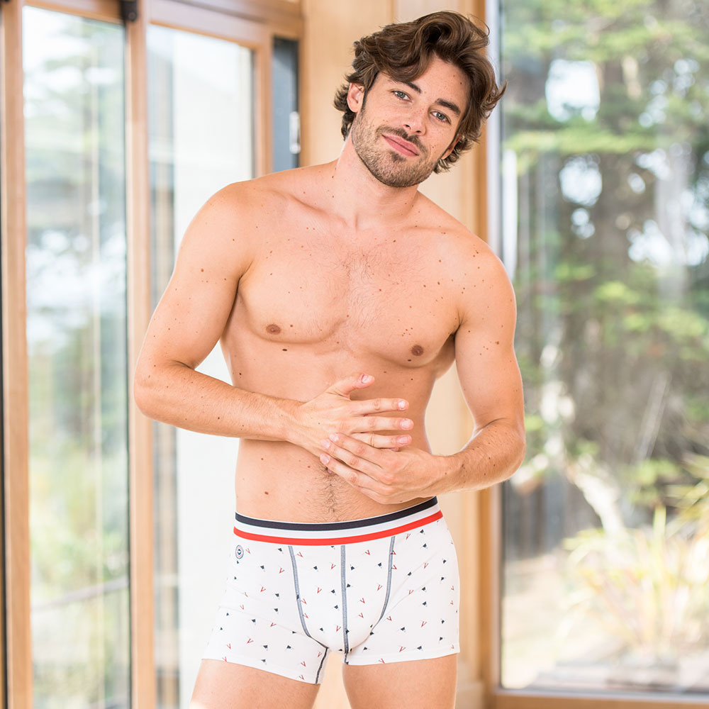Le Marius Fainon - Boxer Fanion BR
