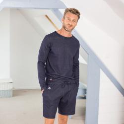 Clothing for him - Le Malou Marine - T-shirt