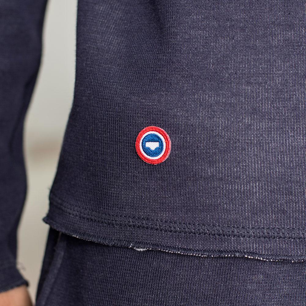 Le Malou Marine - T-shirt