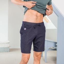 Clothing for him - Le Douzou Marine - Bas pyjama