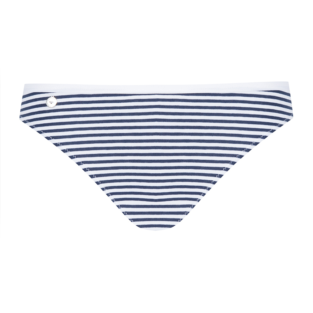 Culotte Et Bas Femme Mariniere Bleu Le Slip Français