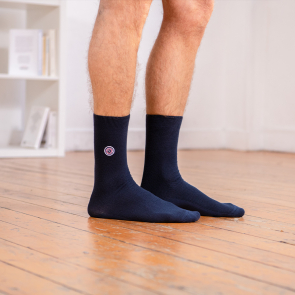 f394a7f853c38 Soldes Chaussettes : Chaussettes Homme Made in France - Le Slip Français
