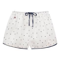 Bas de pyjama - La Edith Fanion Bleu - Bas pyjama Fanion B