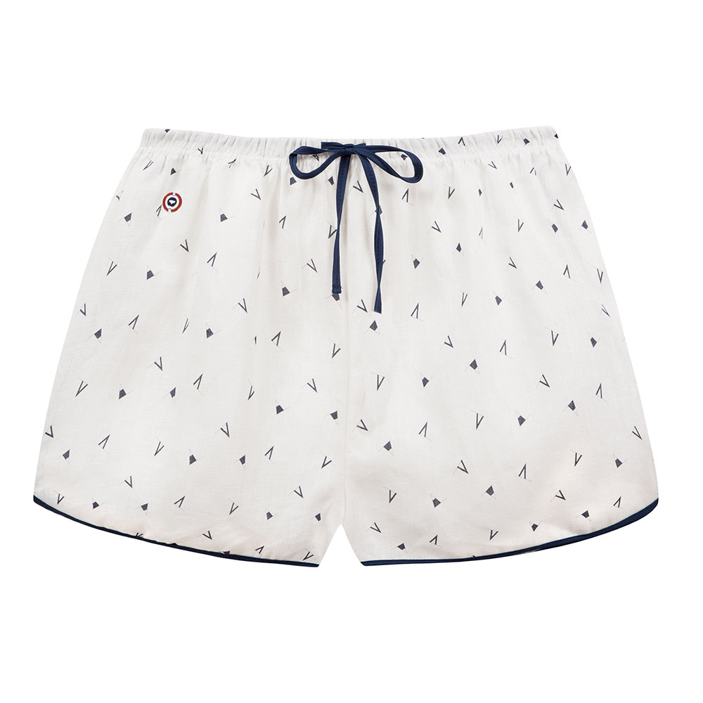 Pyjama Bas Femme Fanion B Le Slip Français