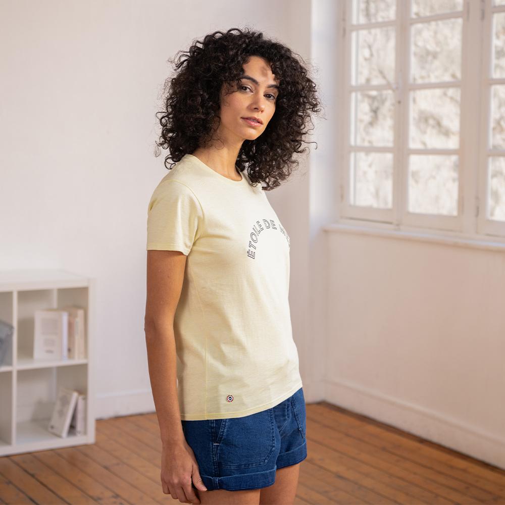 La Jeanne F Granité Etoile - Tshirt