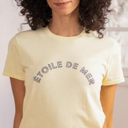 Vêtements Femme - La Jeanne F Granité Etoile - Tshirt