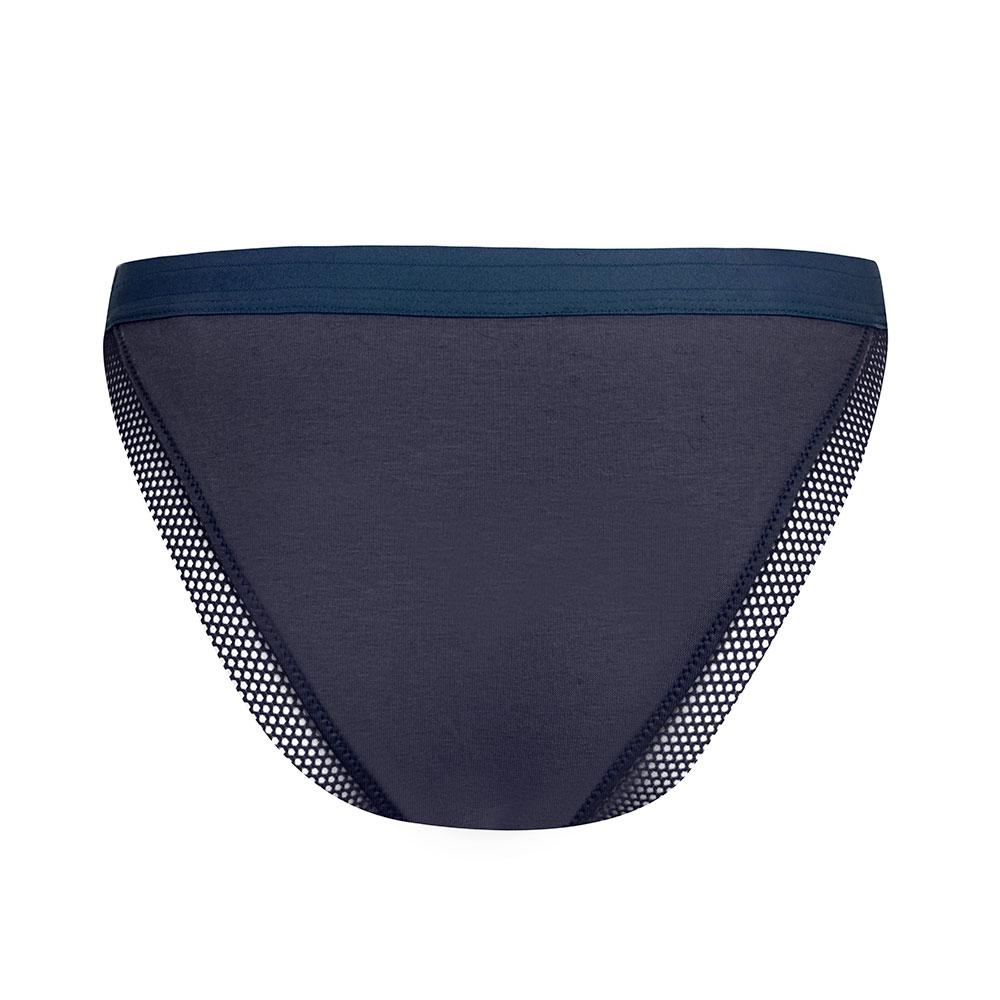 La Juliette Marine - Lingerie bas culotte