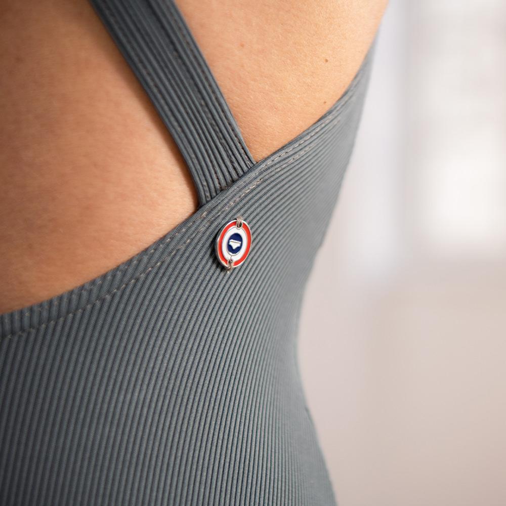 l 39 atlante kaki maillot de bain une pi ce le slip. Black Bedroom Furniture Sets. Home Design Ideas