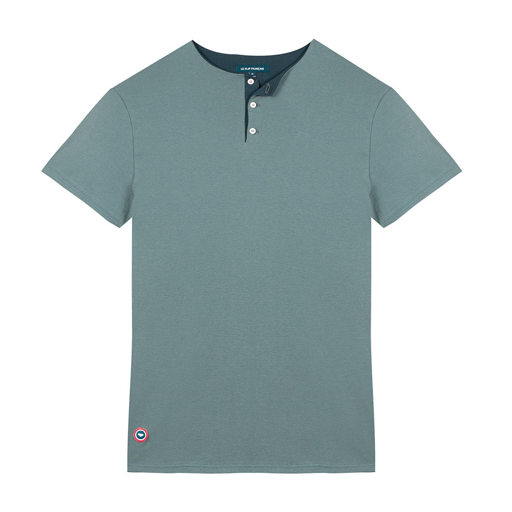 Le Gilbert Kaki - T-shirt Kaki