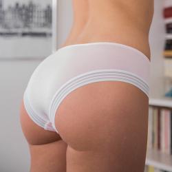 La Armelle - Hellrosane Unterhose