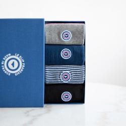 Les lucas quatro - 4 pairs of socks