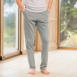 Le poutou VERT DE GRIS - Bas pyjama VERT DE GRIS