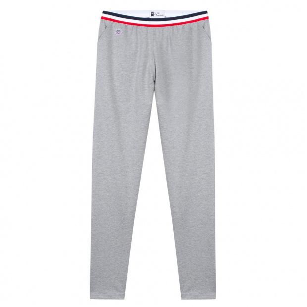 le toudou bas de pyjama gris homme le slip fran ais. Black Bedroom Furniture Sets. Home Design Ideas