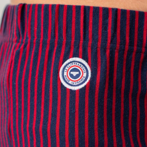 Striped boxershort