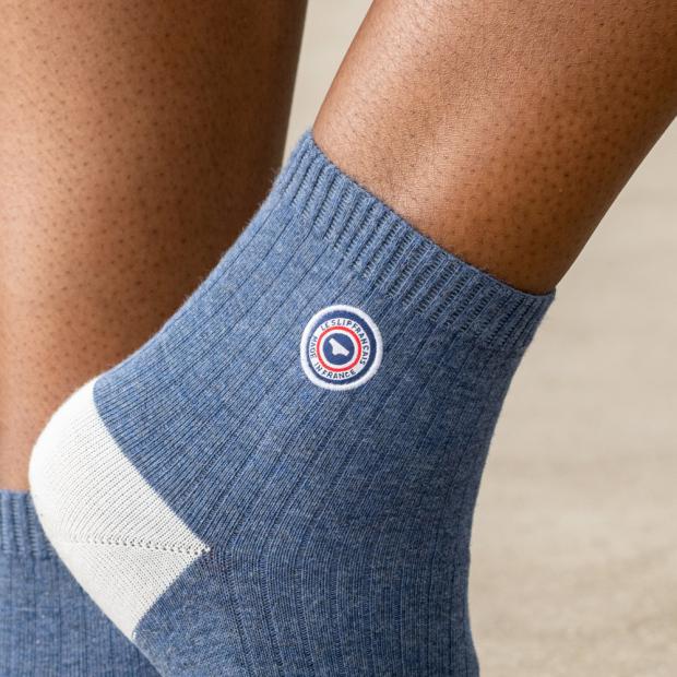 Ankle high socks