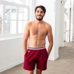 Zizou BORDEAUX - Bas pyjama BORDEAUX