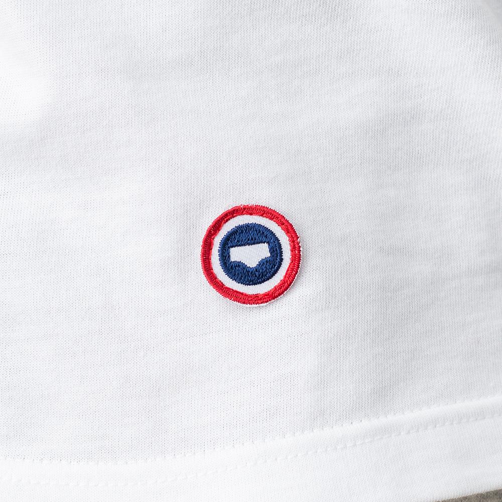 Easywear Haut Mixte Blanc / Ass Le Slip Français
