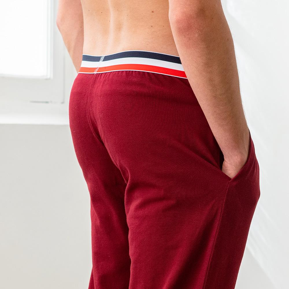 Poutou BORDEAUX - Bas pyjama BORDEAUX