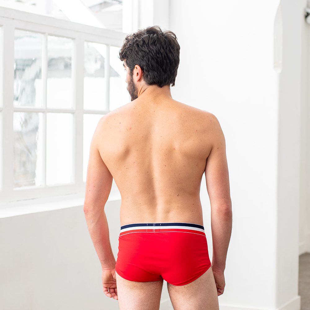 Le Fougueux - Red Brief