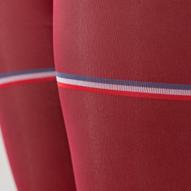 Bordeaux tights