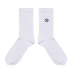 Les Lucas - Chaussettes unies blanches