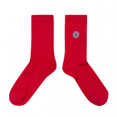 SOCKS - Les Lucas - Red socks