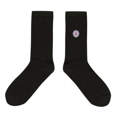 Chaussettes Homme - Les Lucas - Chaussettes unies noires