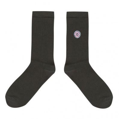 SOCKS - Les Lucas - Dark grey socks