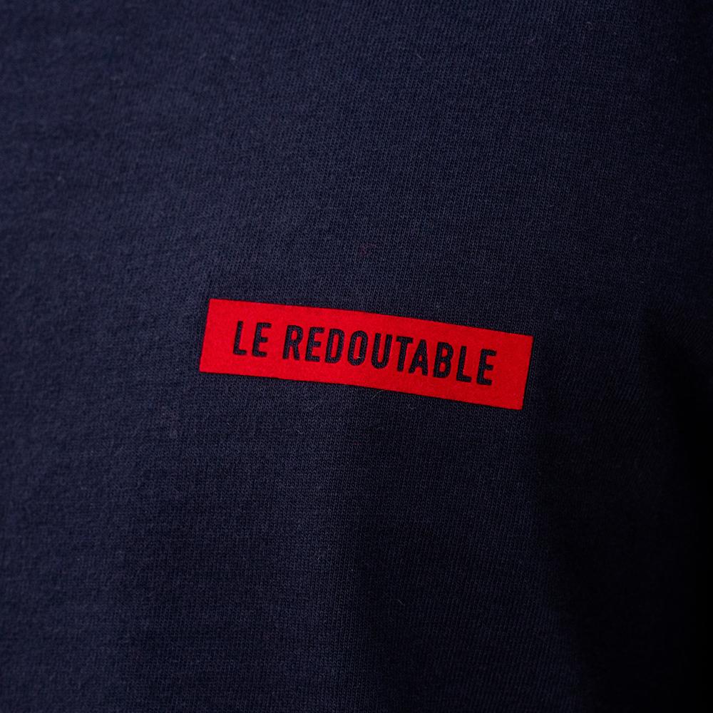 Easywear Haut Mixte Marine Le Slip Français
