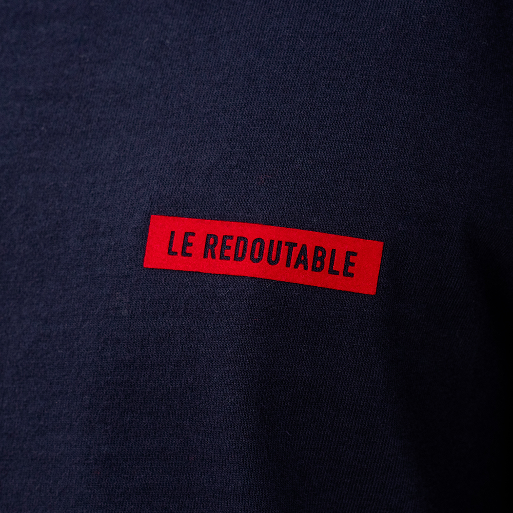 Le juan MARINE - Tshirt MARINE