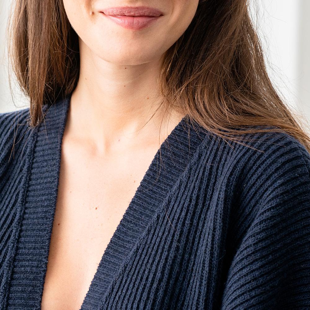 Maille Femme Marine Le Slip Français