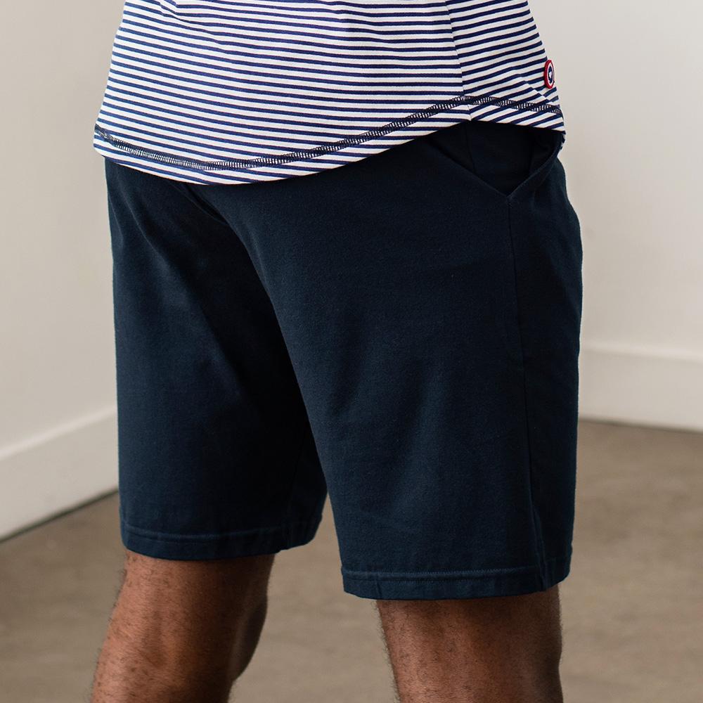 Ensemble Pyjama Homme Mariniere Marine Le Slip Français