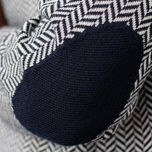 Pull mixte en laine
