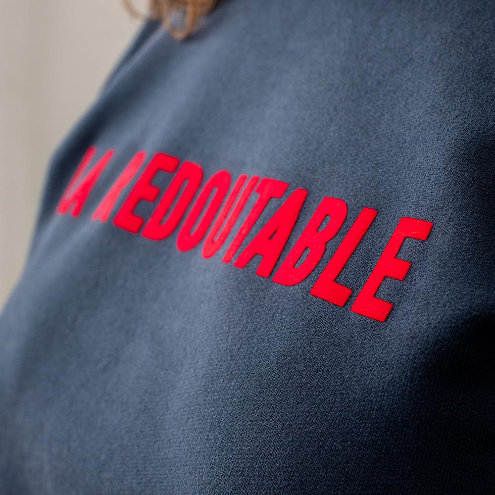 Easywear Haut Femme Marine/La Redoutable Le Slip Français