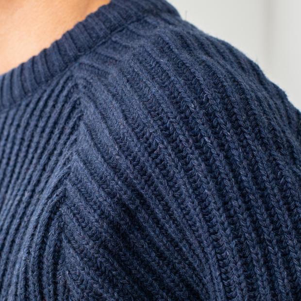 Pull en laine mérinos